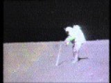 Astronaut Drops His Hammer On The Moon And Tries To Pick It Up