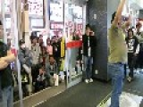 Amazing Dancing By Japanese Man In Arcade - Dance Evolution - AJapaneseDream.com
