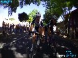 Awesome Onboard Camera: Tour De Suisse - Stage 5 To The Finish Line