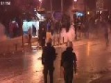 Athens On Fire - Greeks Riot At Austerity Measures