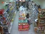 An Average Day In A Russian Supermarket