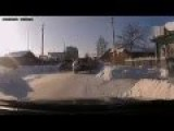 April-Russian Car Crashes Compilation