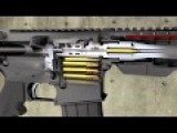Anderson AR-15 Function Animation Explains RF85 No Lube Rifle