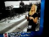 Ashley Baylor WWIP Weather Blooper 12 27 13
