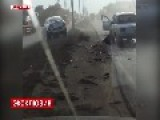 Accident In Volgograd Russia