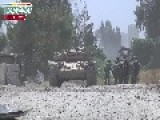 Anna News: Syrian Arab Army Cleansing Jobar Of The Remaining Daesh Rats