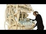 Awesome Marble Machine Music Instrument