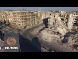Aleppo In Ruins: A Bird's Eye View!