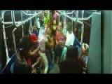 A Mob Of Urban Youths Set Upon And Rob A Good Samaritan