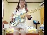 Anime WTF Japanese Bass Player