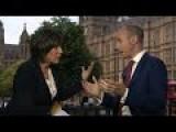 Amanpour Interviews Pro-Brexit MEP Daniel Hannnan