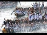 Amazing Snake Boat Race In India !!
