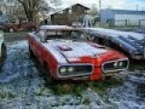 Abandoned Muscle Cars That I Would Like To Shove Up My Bum - Thanks