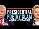 A Bad Lip Reading - Presidential Poetry Slam