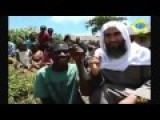 A Black Man From Africa Declaring The Shahada