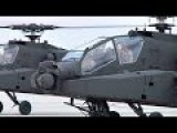 AH-64D Apache Attack Helicopter - Up Close Interior View