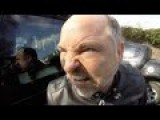 Angry Driver Has A Serious Case Of Road Rage Against Cyclist There's A Witness, Otherwise I'd Break Your F**king Neck!