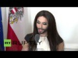 Austria: Conchita Wurst Honoured To Bring Victory Home