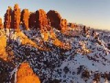 Awesome Monument Valley Arizona And Southwest Views By Aerial Camera