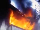 Apartment Fire Response - Dash Cam & Helmet Cam