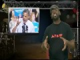 AlfonZo Rachel: Obama Looked Like Bambi In The Headlights