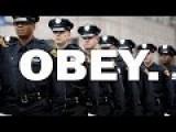 American Police: OBEY OR DIE!