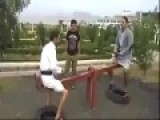 Arabs At The Playground