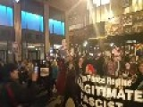 Anto Trump Protest In Chicago