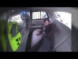 Arrested Man Gets Out Of Cuffs In Backseat, Then Karma Happens
