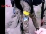 Azov Battalion Executes Handcuffed Man In Cold Blood In Front Of The Cameras