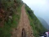 Alejandro Paz Downhill Training
