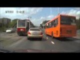 Accident, Russian Drivers - Russian Drivers February 2013