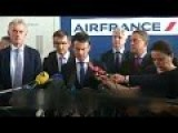 Air France Violance: Acts Of Thugs