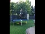 Amazing Pool Basketball Shot!
