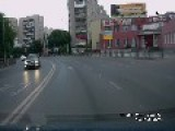 Accident Caught On Dashcam