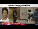 Another Black Thug Poundcakes & Drags Highschool Security Guard Yet Again No Ou 2b6b Trage