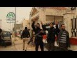 Ahrar Alsham & Nusra Front & Army Of Fateh Celebrating Freeing Of IDLIB City