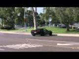ACCIDENT,Corvette DRIFT FAIL