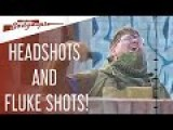 Amazing Airsoft Sniper Headshots