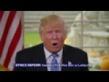 A Message From President Elect Donald J Trump