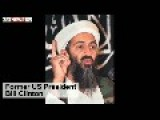 Audio From September 10, 2001: Bill Clinton Speaks Of Bin Laden Miss