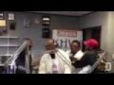 Altercation Breaks Out At Dallas-Area Gospel Station