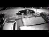 Arsonists Torch Mercedes Benz