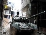 Al Nusra Front Getting Pounded By The Syrian Army