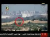 Al Qassam Brigade Uses Kornet ATmissile,israeli Tank Deflects It With Trophy Active Protection System