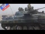 Another Large Russian Column On The Move With Tanks From Donetsk To Mariupol