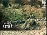 Army Endurance Test 1961