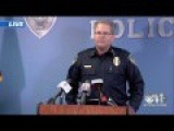 Anchorage Police Officer Ambushed: Press Conference
