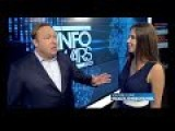 Alex Jones Dumps The Trump