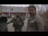 Azov Battalion Fires Warning Shot At CIA Propagandist Simon Ostrovsky No Jews Allowed!